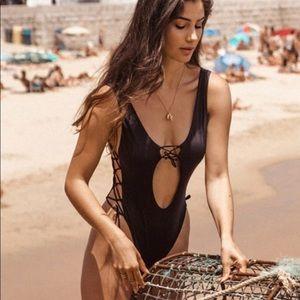 San Lorenzo one piece bathing suit